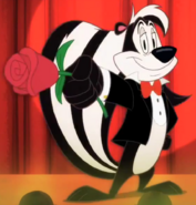 Pepe sings rose 7