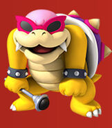 Roy Koopa in Mario and Sonic at the Rio 2016 Olympic Games