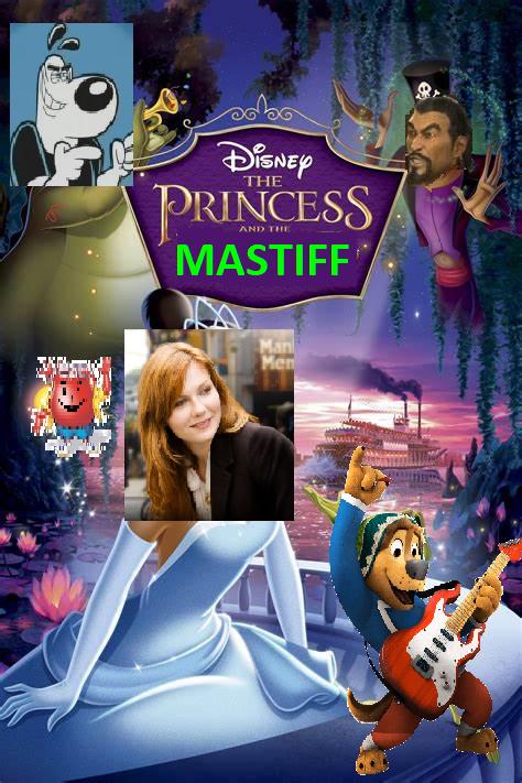 The Princess and the Mastiff