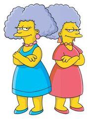 The Simpsons Patty & Selma.jpg