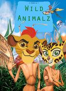 Wild Animalz Poster