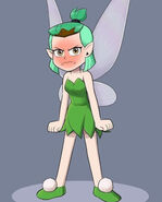 Amity Blight as Tinker Bell