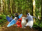 Blu, Cody Maverick, Soren, Red and Mumble