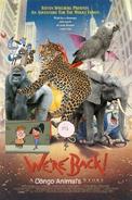 Congo animal story poster
