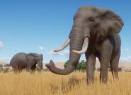 Elephant, East African Bush (Planet Zoo)