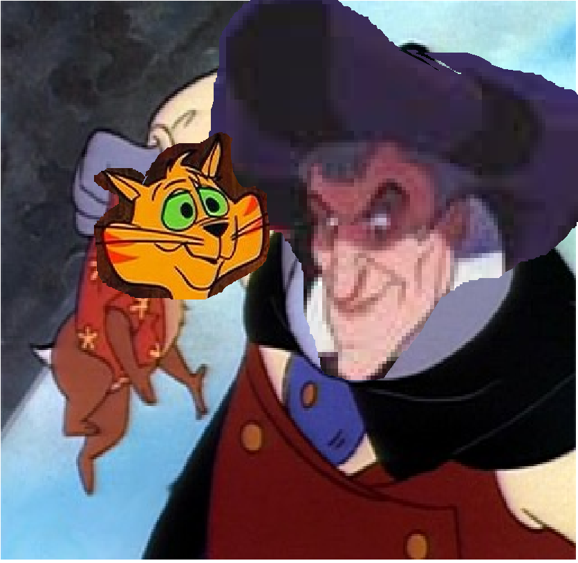 Le Purr-Fect Crime (Tom and Jaune Tom The Rescue Rangers)