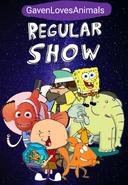 GLA regular show poster