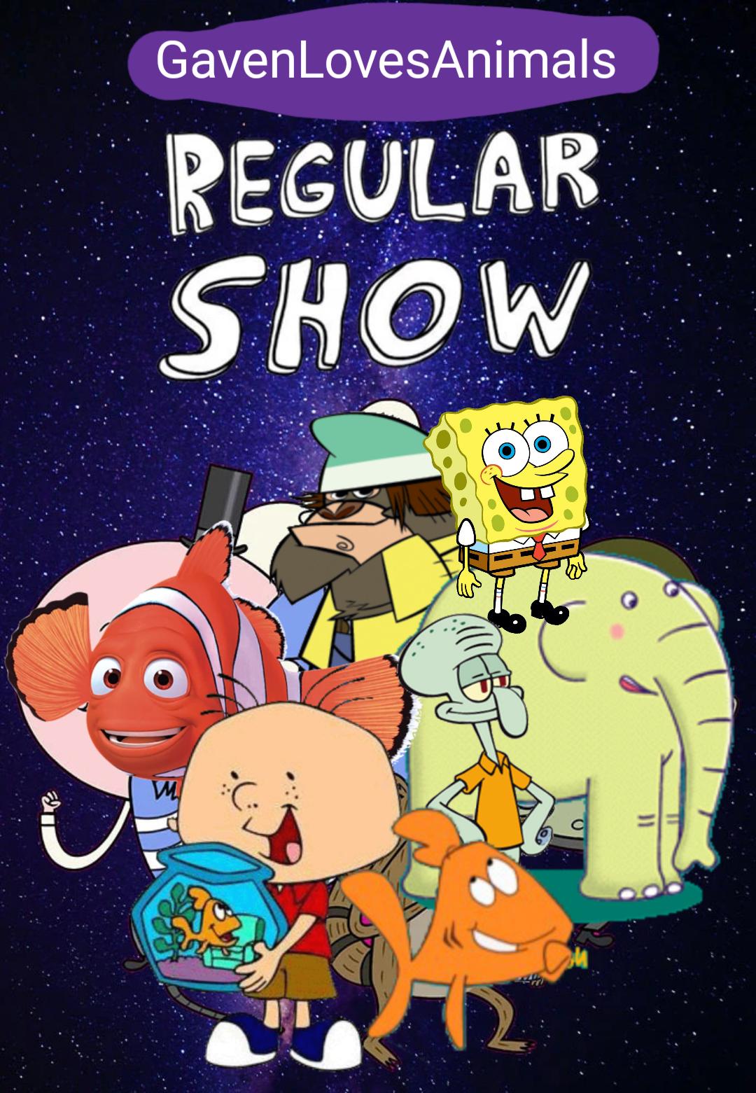 Regular Show (GavenLovesAnimals Style)