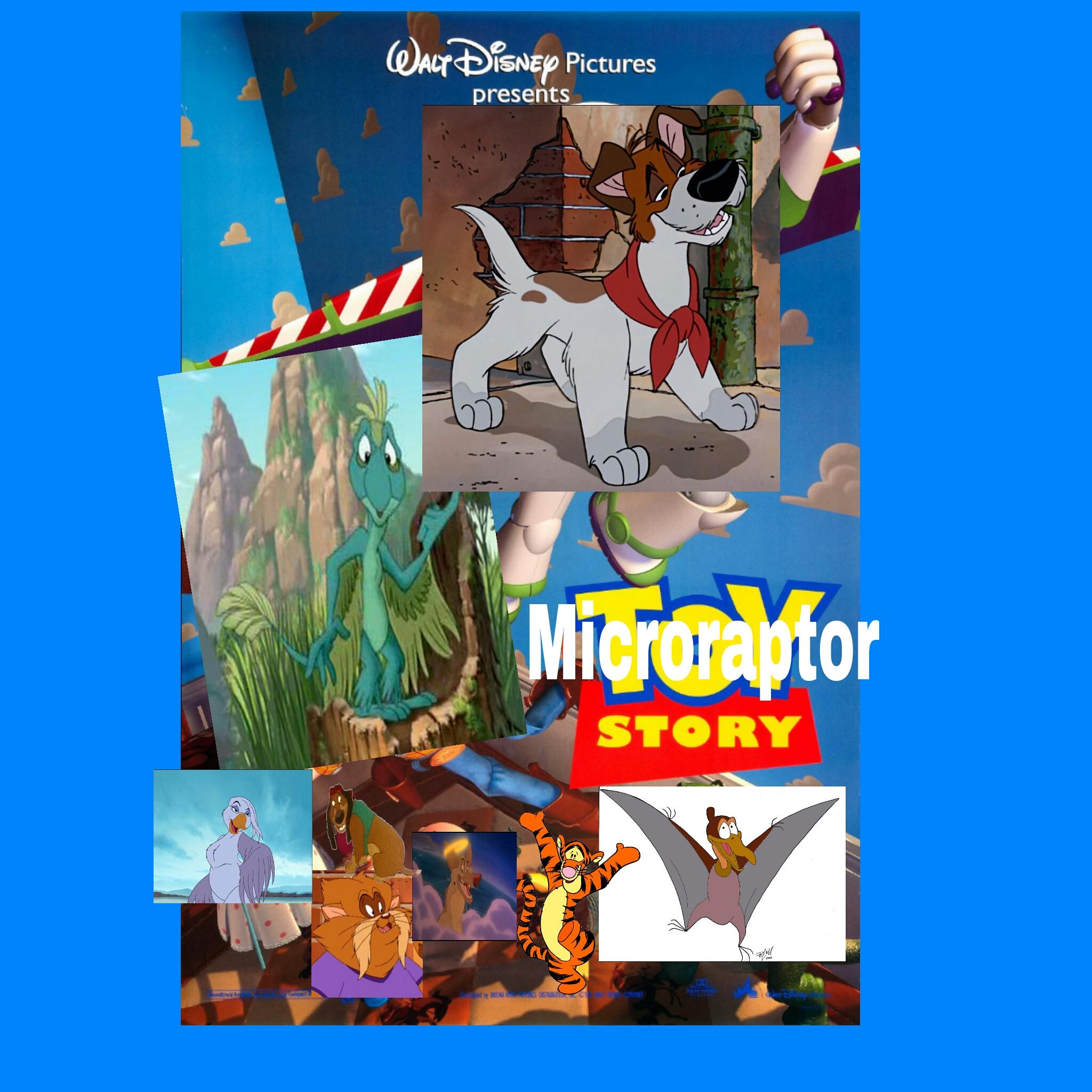 Microraptor Story