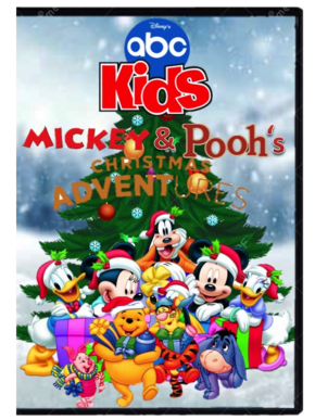 Mickey & Pooh's Christmas Adventures DVD Cover.png