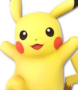 Pikachu in Super Smash Bros. Ultimate