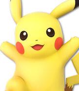 Pikachu in Super Smash Bros. Ultimate