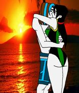 Request thomas and emily beach kiss by sup fan ddboy60-fullview