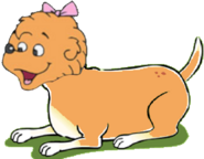 Sister as a Dog with no Collar