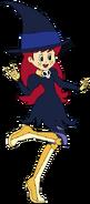 Soleil Spacebot witch form thenightmarebeforechristmas in thespacebotsadventuresseries