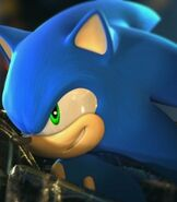Sonic the Hedgehog in Sonic Unleashed