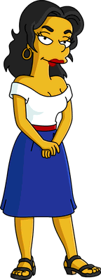 The Simpsons Francesca Terwilliger.png