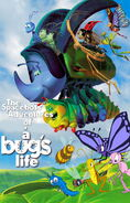 The Spacebots' Adventures of A Bug's Life