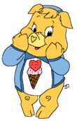 Treat Heart Pig rosemaryhills
