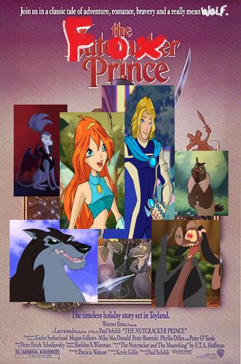 The Fox Prince (1990)