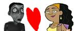 Valerie and Nassor love together