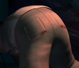Astro Boy's Butt