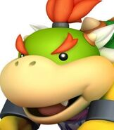 Bowser Jr. in Mario and Sonic at the Olympic Winter Games