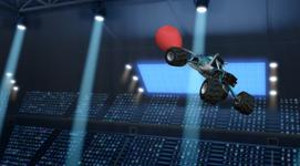 Crushery flying balloo