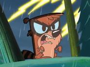 Dexter's Lab Raccoon