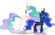 Majestic sisters by frownfactory dd585er-pre