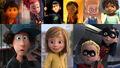 Miguel Rivera, Tulip, Wilbur Robinson, Penny, Lewis Robinson, Tip Tucci, Jordan Anderson, Riley Anderson, Dash Parr and Violet (My Little Girls - The Movie)