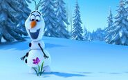 Movies Frozen Olaf 054140
