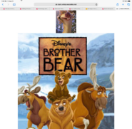 Sid Likes Brother Bear (2003)