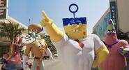 Spongebob prepare to be teamwork