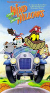The Wind in the Willows (1987; TheWildAnimal13 Animal Style) Poster