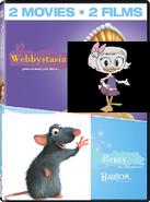 Webbystaisa and Remy The Magnificent Poster