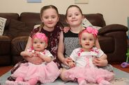 3D659CFF00000578-4238626-Two sets of twins have defied odds of 4 5 million to one to arri-a-107 1487467667970
