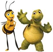 Barry B Benson and Verne