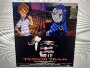 Christopher Robin and Raven (2003) Hates Terror Train