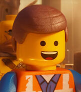 Emmet in The LEGO Movie 2- The Second Part