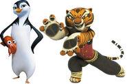 Lani and Tigress