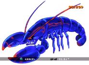 Lobster ty-the-tasmanian-tiger