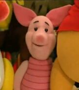 Piglet in The Book of Pooh