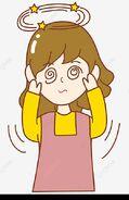 Pngtree-dizzy-emoji-vector-illustration-png-image