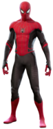 Upgraded Suit from MSM render