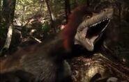 WDRA Dromaeosaurus