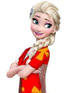 Elsa as Dale