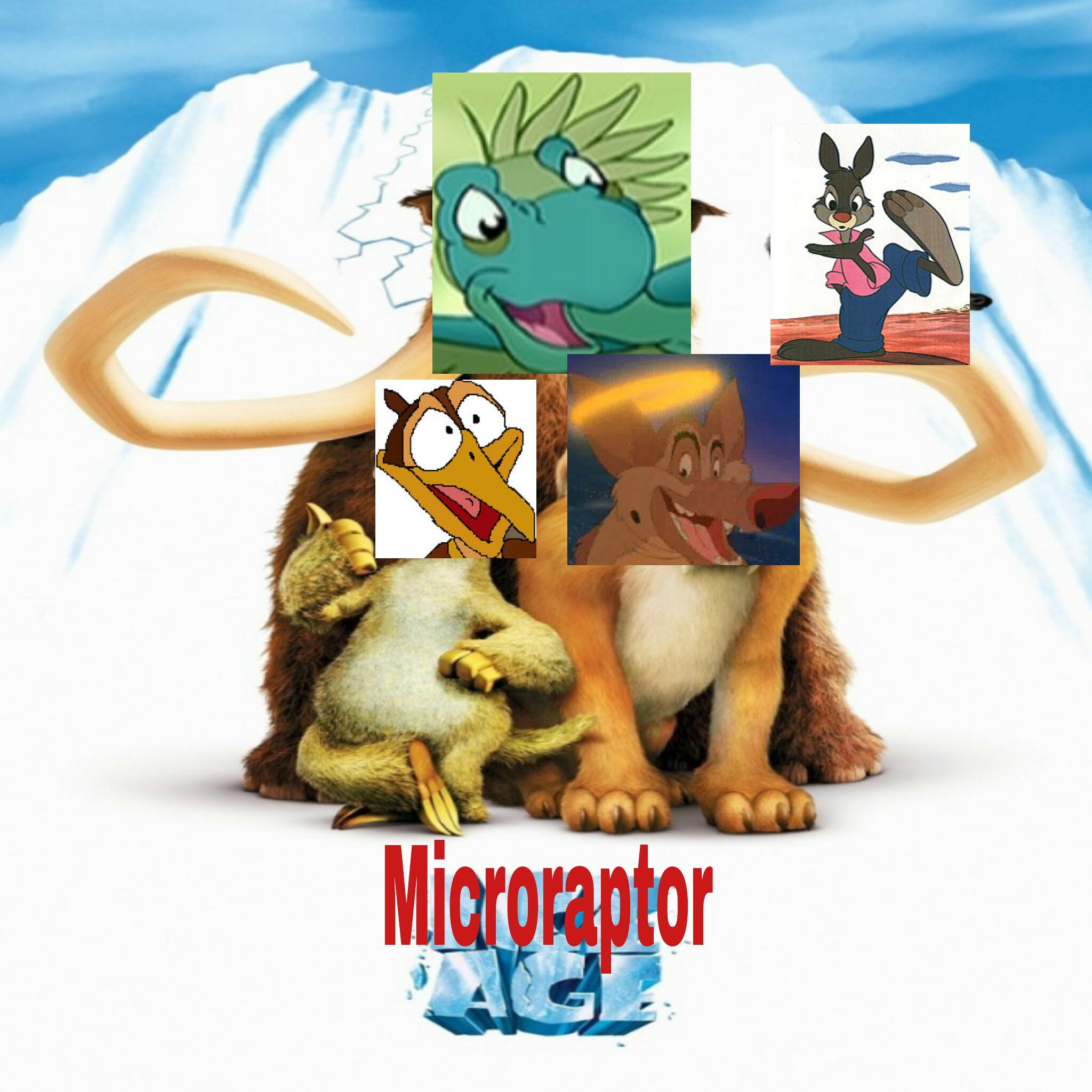 Microraptor Age