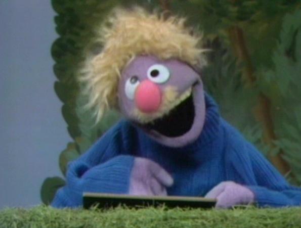 Harvey Kneeslapper, Bert n Ernie