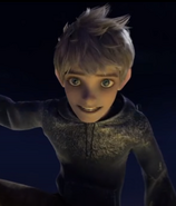 Jack Frost rise of guardians